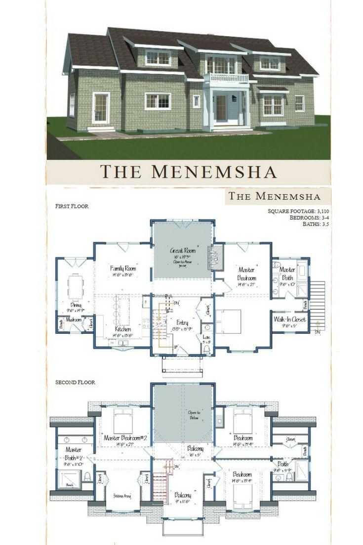 74 best Barn Home Floor Plans images on Pinterest | Architecture ...