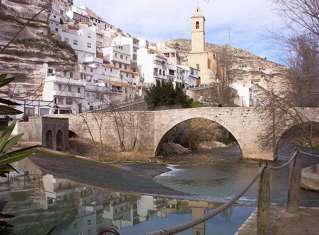 Puente Romano de Alcalá del Júcar
