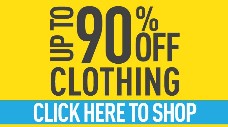 Up to 90% off RRP on Clothing at Sports Direct http://www.vouchersaving.co.uk/store/sportsdirect-discount-codes/