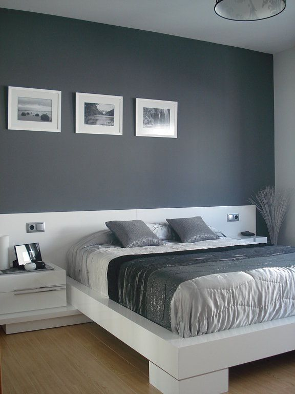 M s de 25 ideas incre bles sobre dormitorio gris en for Decorar dormitorio en tonos grises