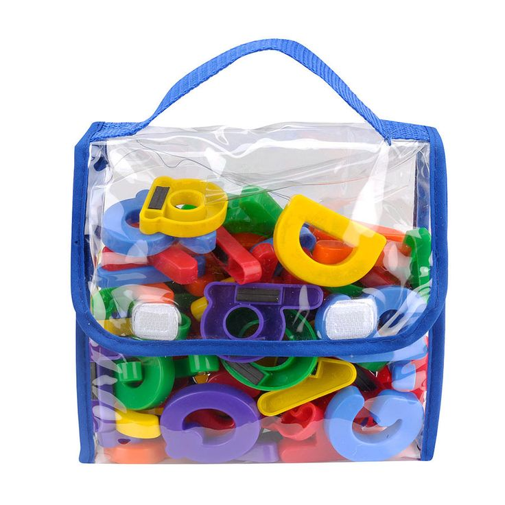 """Imaginarium Magnetic Letters And Numbers 
