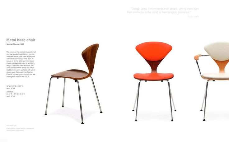 cherner chairs