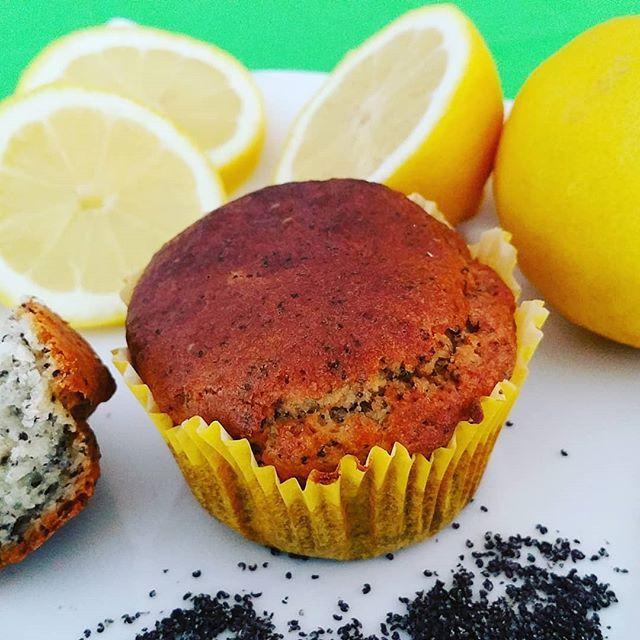 Weltbeste Mohn-Zitronen-Muffins #kleinezauberwerke #backenmachtspass #backenisttoll #backenmachtglücklich #backenistwiezaubernkönnen #muffinbakery #muffins #mohnzitronenmuffins #muffinlove