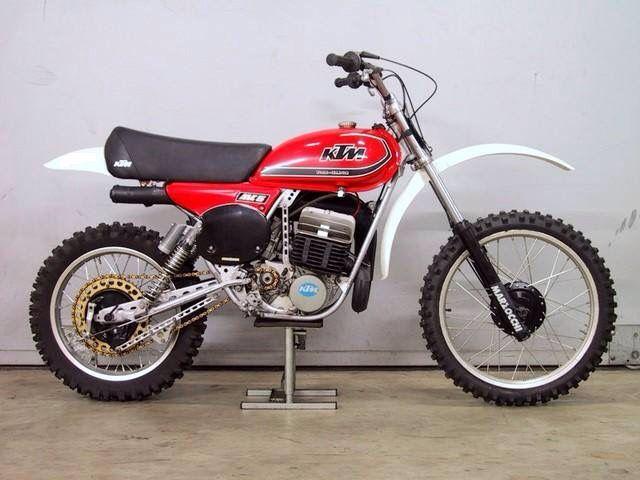 KTM 250 MC5