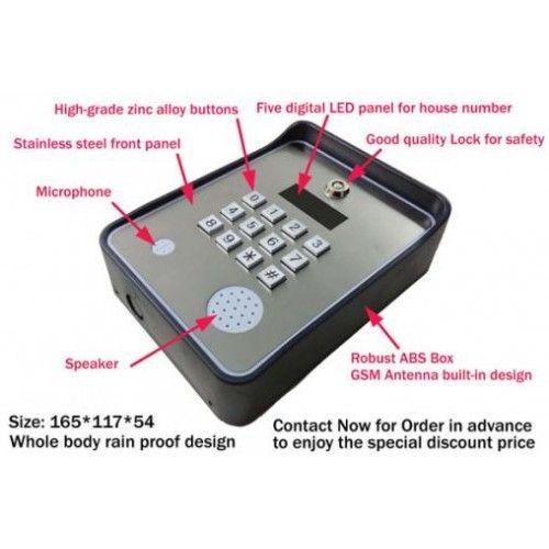 Citofono GSM Basic Extreme