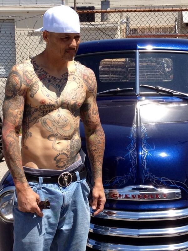 david labrava tattoo