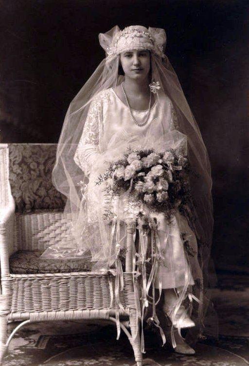 Vintage Photos of Brides