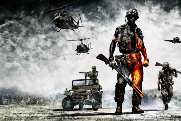 Rumor Battlefield Bad Company 3 In Development Army Wallpaper
