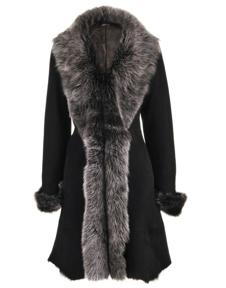 Lamb Black Coat