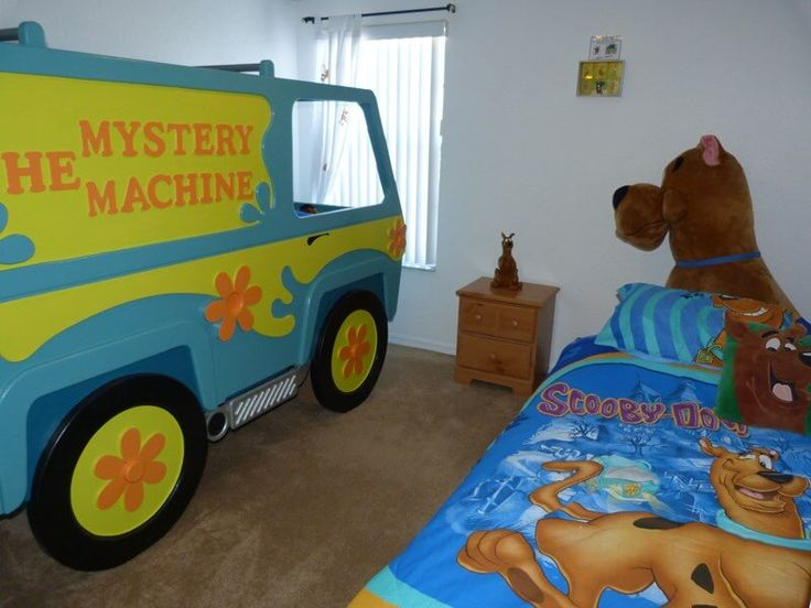 kids room ideas 5 scooby doo sghomemaker bedrooms pinterest