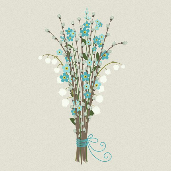 How to Create a Bouquet of Spring Flowers in Adobe Illustrator: