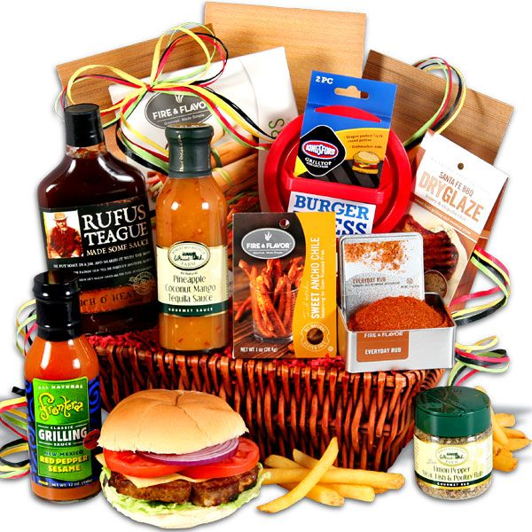 father's day bbq baskets