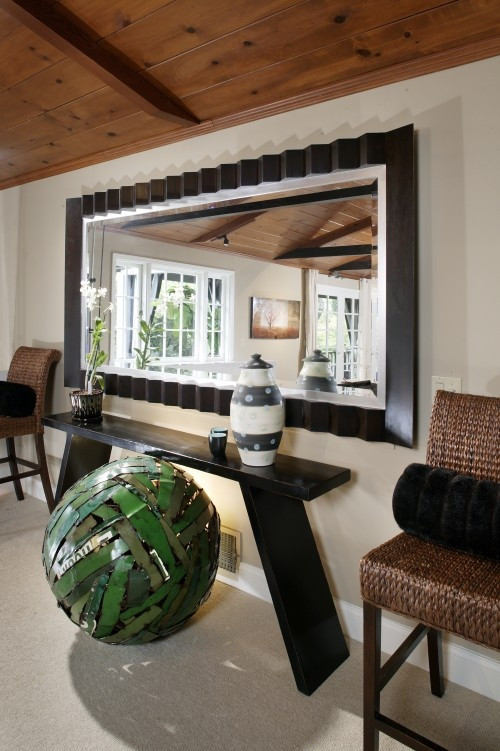 Love The Mirror · Living Room MirrorsLiving Room WallsEclectic ...