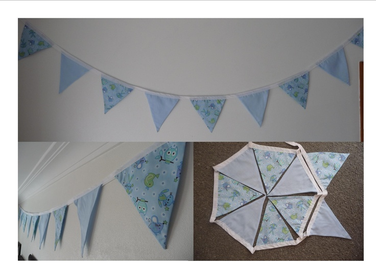 Baby Boy Buntings 9 Flags $20.00