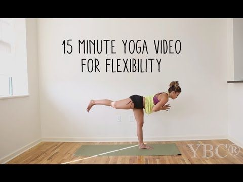 20 Minute Total Body Beginner Flow - YouTube