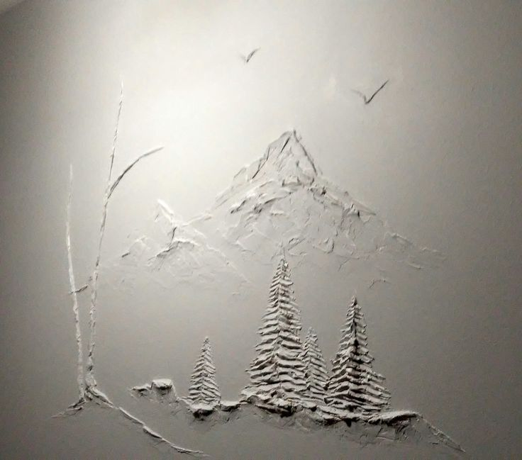 9 Best Images About Drywall Art On Pinterest