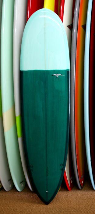 HPD - Surfboards by Donald Takayama Rip