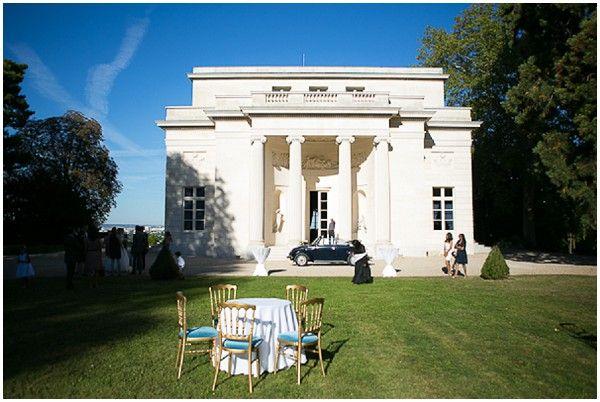 Pavillon de la Musique de la Contesse du Barr wedding venue Paris