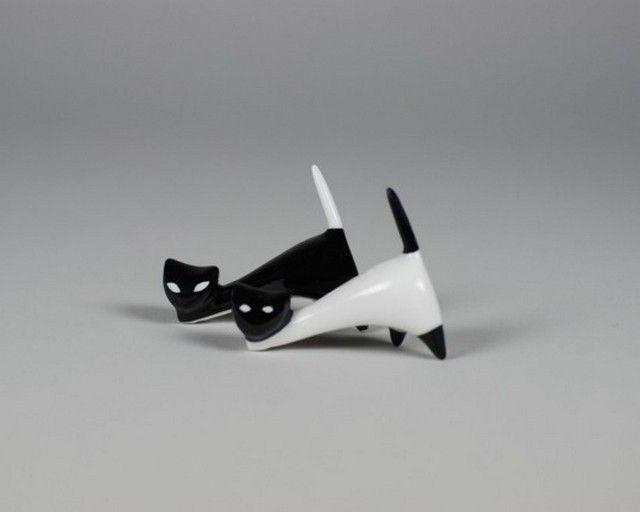 Black Kitten - Cmielow