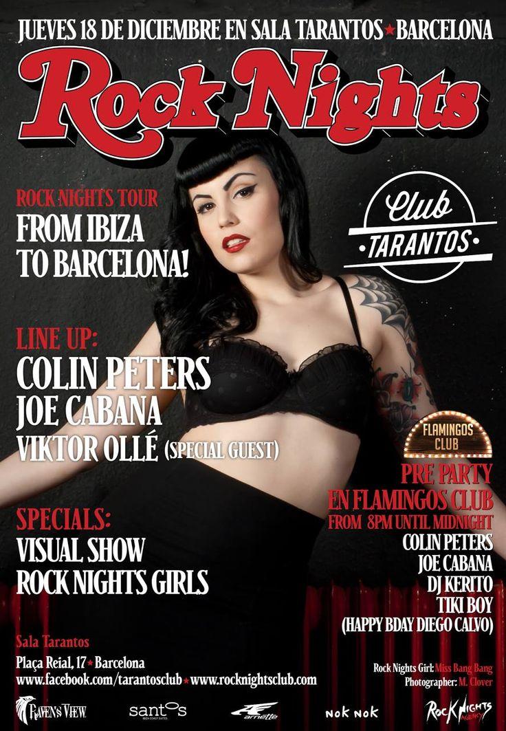 Rock Nights @Tarantos Club