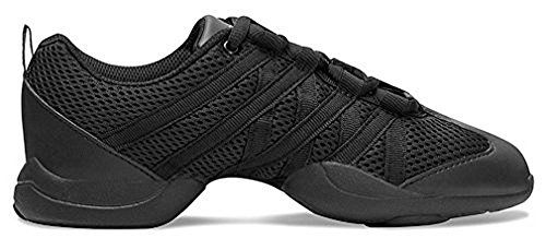 Bloch Womens Criss Cross Dance sneaker BlacK 105M ** See this great product.