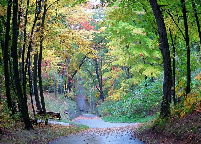 Dust off those hiking boots get ready for some outdoor fun with these 12 incredible hiking spots in Michigan.