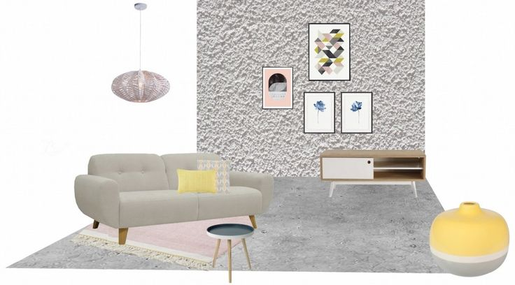 1000 images about salon on pinterest jungles tables and decoration - Canape moins de 100 euros ...