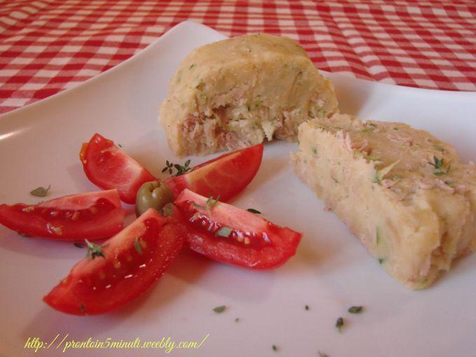 Il polpettone fresco dell'estate, Ricetta da Prontoin5minuti - Petitchef