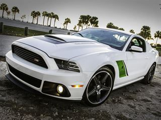 Which Mustang is Faster: Roush Stage 3 vs. Shelby GT500