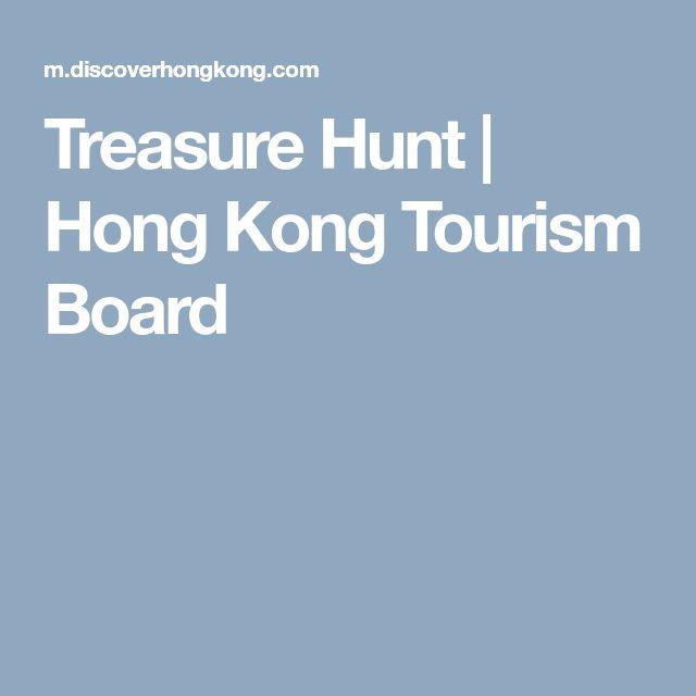 Treasure Hunt | Hong Kong Tourism Board