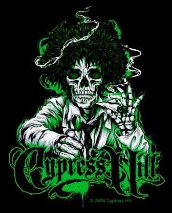 Cypress Hill Green