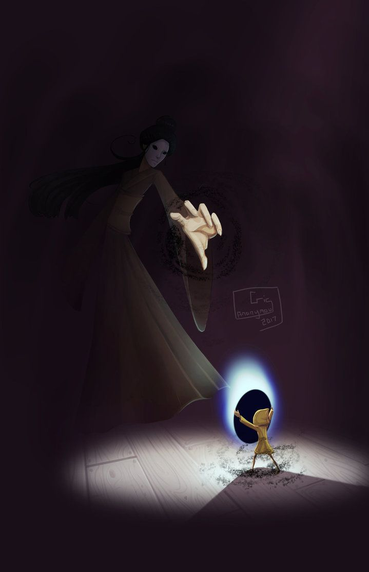 Little Nightmares - Final Battle by Crisanonymous