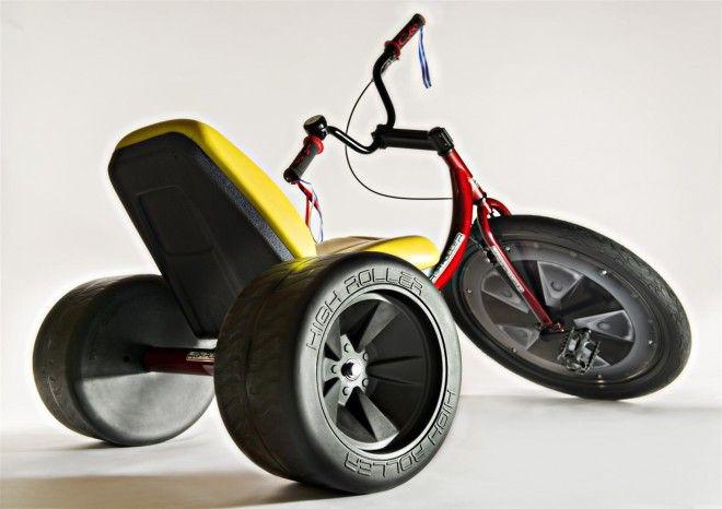 600ドルで買える「大人用三輪車」:動画 «  WIRED.jp