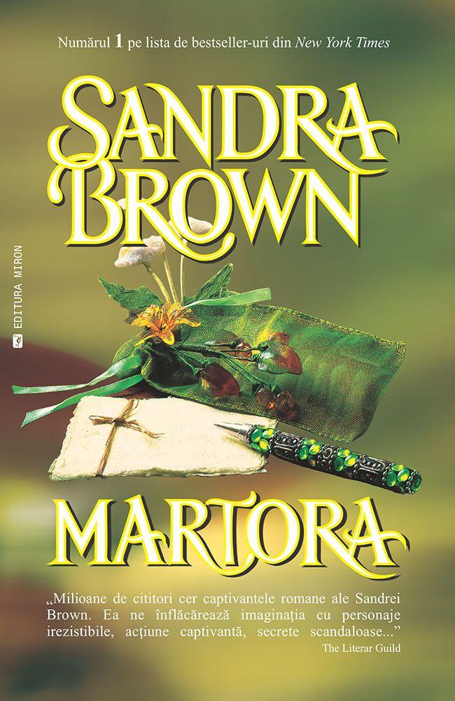 Sandra Brown - Martora -