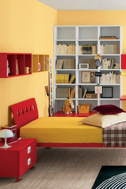 Baby Bedroom Furniture Uk: 1000+ Ideas About Yellow Kids Rooms On Pinterest