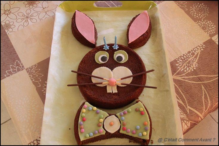 gâteau Lapin