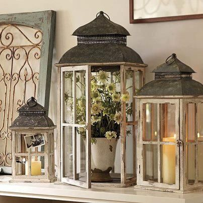 Gaiolas decorativas wonderful details pinterest - Farolillos de decoracion ...