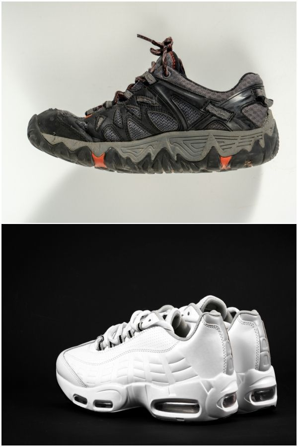 Types Of Men's Sneakers. In search of