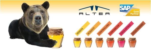 BI pronta! Per ogni gusto ed esigenza. Le soluzioni ALTEA, basate su SAP® BusinessObjects, di veloce implementazione. E tu, che gusto scegli?