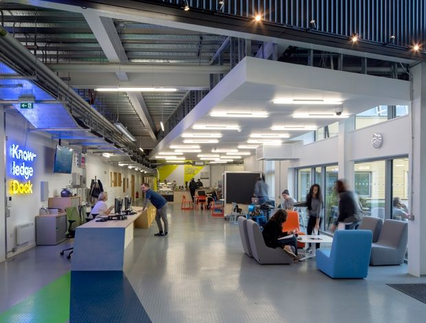 Academic Incubators Garage Innovation Meets Higher Education
