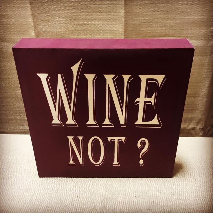 wine not? great wall decor for a wine room or kitchen