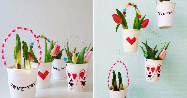 Over een paar weken is het Valentijn en dat was voor mij een reden om voor deze gelegenheid een DIY voor Moodkids  te verzinnen. Het...