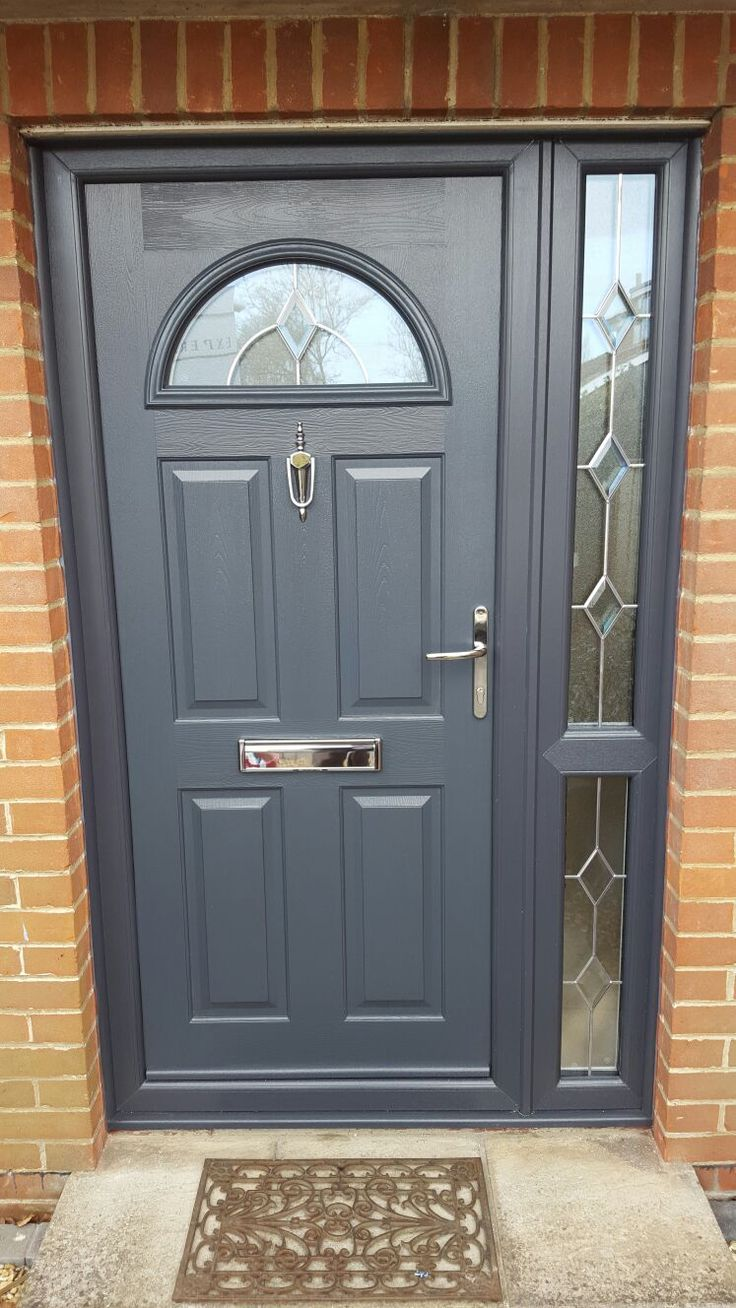 #Solidor Conway with side panels #Doors #statement #entrance #period #modern #HomeImprovements #Which? #TrustedTrader #LFWindows #Replacement #Est #1979 #Wiltshire #Chippenham #AD