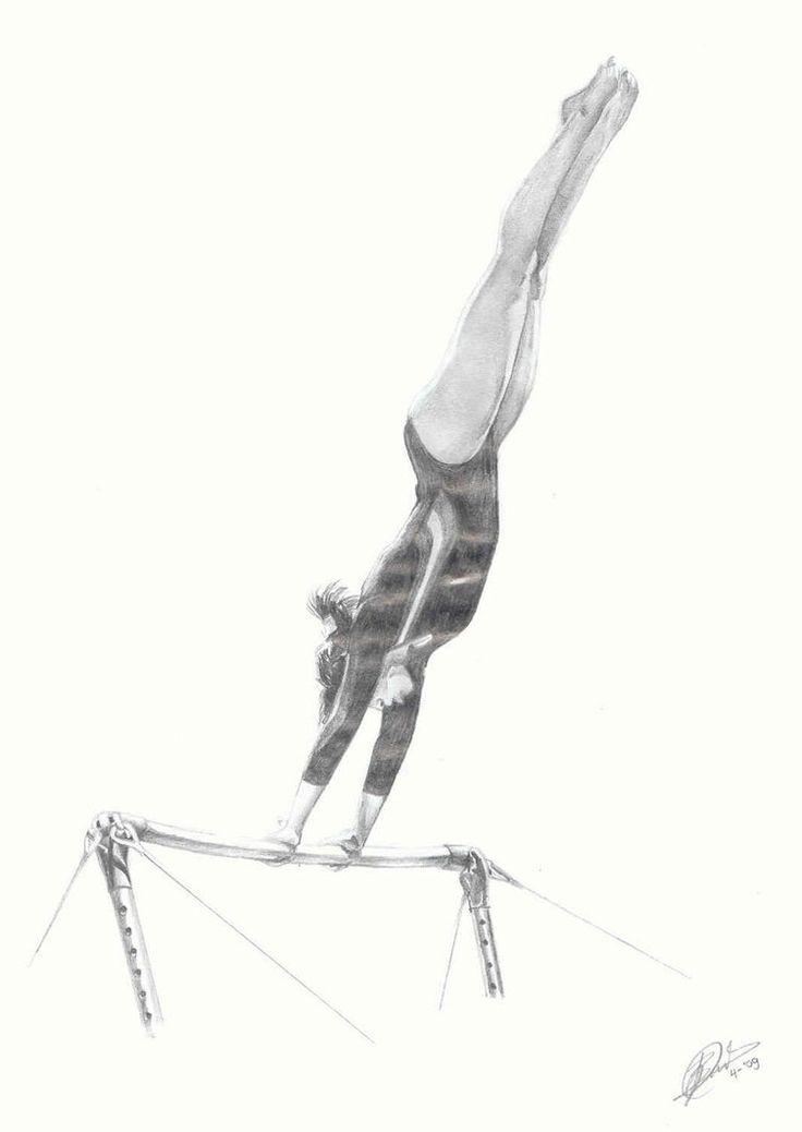 gymnastics by LiskeBunnik