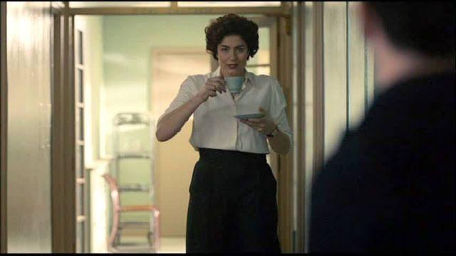 The Hour, Anna Chancellor as Lix Storm. Aka 40ies goddess. #topvintage