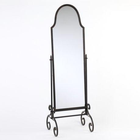 Tapley Cheval Floor Mirror | Kirkland's Need to see what ... on Floor Mirrors Decorative Kirklands id=74122