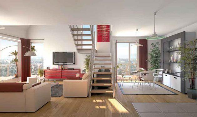 VINCI Immobilier - Cardinet 17 - Logement neuf Paris 17 - #Appartement #Paris17 #cardinet #zipimmobilier #immobilier #immobilierneuf #achat #paris #résidence #batignolles