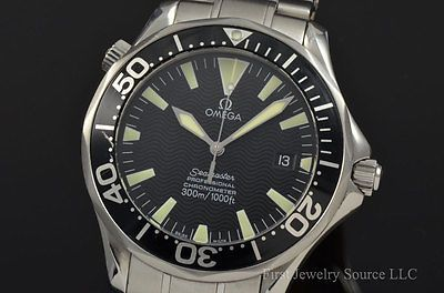 Mens Omega Seamaster Professional Chronometer 300M Automatic Watch 2254.50