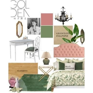 blanche devereaux room - Google Search