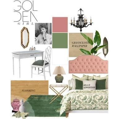 blanche devereaux room - Google Search